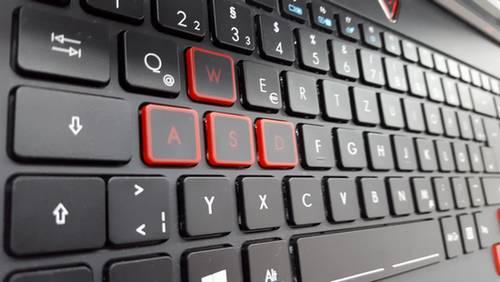 Acer Predator 17 X GX-791-78ZP 17 Zoll Gaming-Notebook Tastatur