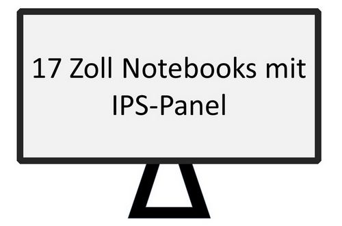 IPS-Display in Notebooks